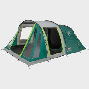 Coleman Mosedale 5 Family 5 Person Tent, GREEN/5