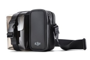DJI CP.MA.00000159.01 camera drone case Bag case Black PVC, Polyester