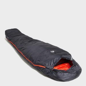 Eurohike Down Hybrid Sleeping Bag, BLK/BLK