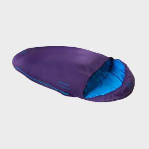 Highlander Sleep Capsule Junior Kids' Sleeping Bag, PRPL/PRPL