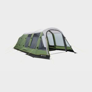 Outwell Woodburg 6A Inflatable Family Tent, 6A/6A