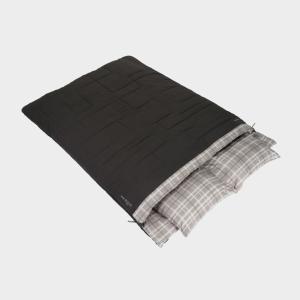 Vango Selene Kingsize Double Sleeping Bag, Black/Grey
