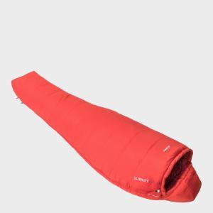 Vango Ultralite Pro 300 Sleeping Bag, RED/RED