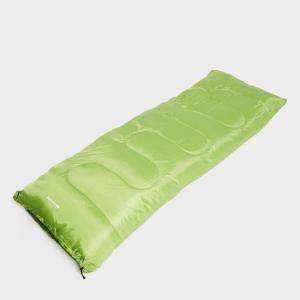 Eurohike Super Snooze 250 Sleeping Bag - Green/Lme, Green/LME