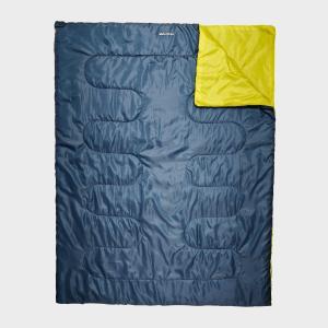 Eurohike Super Snooze Double Sleeping Bag - Blue/Blue, Blue/Blue