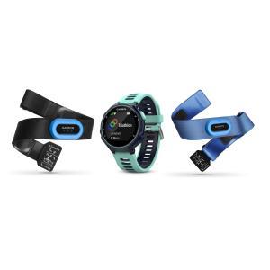 Garmin Forerunner 735Xt Gps Multi-Sport Watch Tri Bundle - Blue, Blue