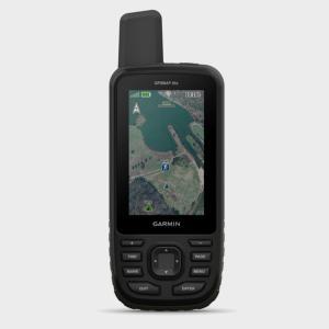 Garmin GPSMAP 66s TOPO GB Pro Bundle, Black/BUN