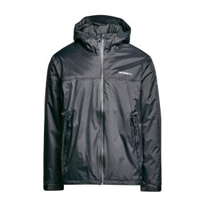 Merrell Men's Fallon Insulated Jacket - Black/Black, Black/Black