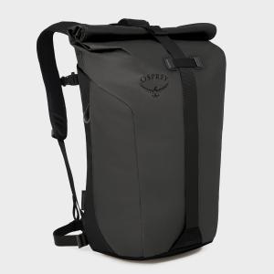 Osprey Transporter Roll Backpack, BLK/BLK