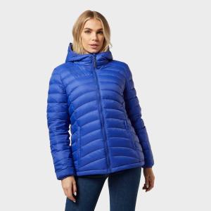 Peter Storm Women's Frosty Ii Down Jacket - Blue, Blue