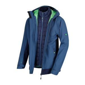 Regatta Men's Wentwood Iv 3-In-1 Jacket - Blue/3In1, Blue/3IN1