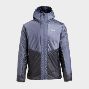 Salewa Men's Puez 2 Awp Hood Jacket - Grey/Jacket, Grey/JACKET