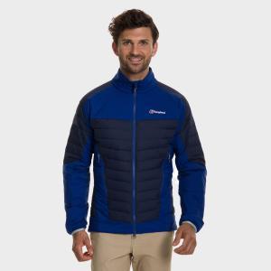 Berghaus Men's Ulvetanna Insulated Jacket - Blue/Jacket, BLUE/JACKET