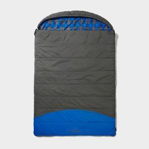 Coleman Basalt Double Sleeping Bag - Grey/Double, Grey/DOUBLE