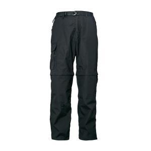 Craghoppers Men's Kiwi Convertible Trousers - Black/Black, Black/BLACK