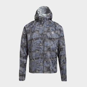 Dare 2B Dare 2B Unisex Reflective Hooded Jacket - Multi/Cfl, Multi/CFL