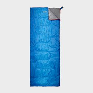 Eurohike Snooze 200 Sleeping Bag, Blue/BBL
