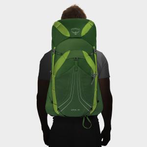 Osprey Men's Exos 38 Backpack (medium), Green/Green