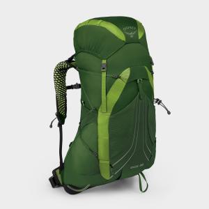Osprey Men's Exos 38 Backpack (small), Green/Green