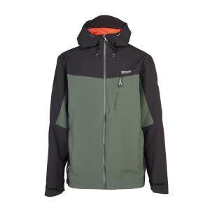 Regatta Men's Birchdale Waterproof Jacket - Black/Blk, Black/BLK