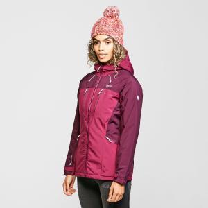 Regatta Womens Highton Stretch Waterproof Walking Jacket - Purple/Purple, Purple/Purple