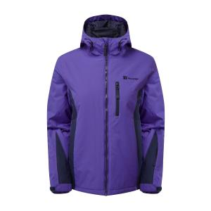 The Edge Women's Nevada Snow Jacket - Purple/Wmns, PURPLE/WMNS