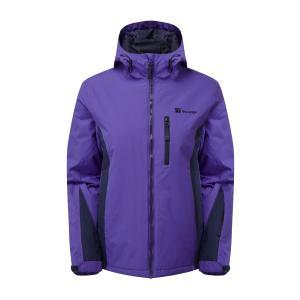 The Edge Women's Nevada Snow Jacket - Purple/Wmns, PURPLE/WMNS