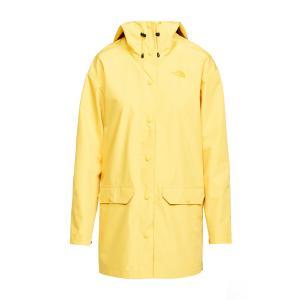 The North Face Women's Woodmont Waterproof Jacket - Yellow/Yel#, Yellow/YEL#