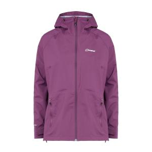 Berghaus Women's Stormcloud Waterproof Jacket - Purple/P, Purple/P