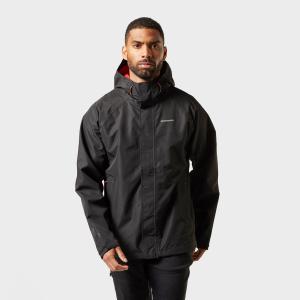 Craghoppers Men's Orion Waterproof Jacket - Black/Blk, Black/BLK