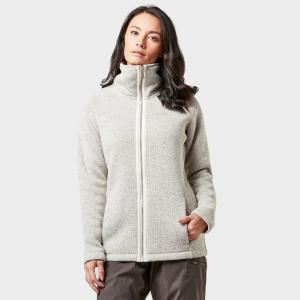 Craghoppers Women's Kaley Fleece Jacket - Grey, Grey