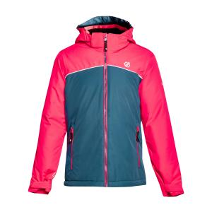 Dare 2B Boys' Impose Ski Jacket - Red/Red, Red/Red