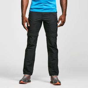 Dare 2B Men's Tuned In Ii Zip-Off Trousers - Black/Trouser, BLACK/TROUSER