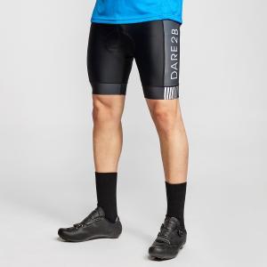 Dare 2B Men's Virtuosity Quick-Drying Cycling Shorts - Black/Blk, Black/BLK