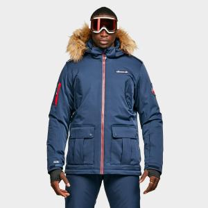 Ellesse Men's O'Reilly Ski Jacket - Dbl/Dbl, DBL/DBL