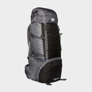 Eurohike Trek 85L Backpack, Grey/BLK