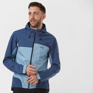 Gore C5 Gore-Tex® Active Trail Hooded Jacket - Blu/Blu, BLU/BLU