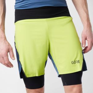 Gore Men's R7 2In1 Shorts - Mul/Mul, MUL/MUL