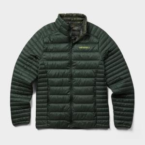 Merrell Men's Ridgevent Thermo Insulated Jacket - Green/Green, Green/Green