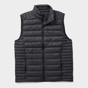 Merrell Men's Ridgevent Thermo Insulated Vest - Black/Black, Black/Black