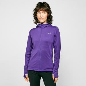 Oex Women's Flint Midlayer Jacket - Purple/Pur, Purple/PUR
