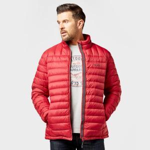 Peter Storm Men's Coastal Down Jacket - Red/Brd, Red/BRD