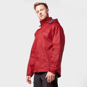 Peter Storm Men's Storm Ii Waterproof Jacket - Red/Red, RED/RED