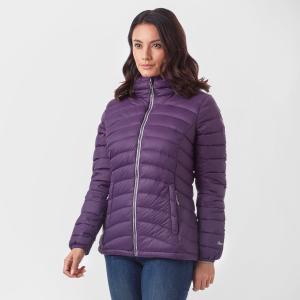 Peter Storm Women's Frosty Down Jacket Ii - Purple/Pup, Purple/PUP