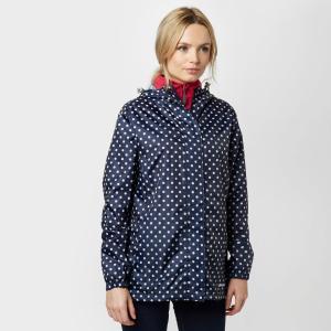 Peter Storm Women's Patterned Jacket - Nav/Nav, NAV/NAV