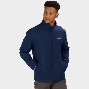 Regatta Men's Carby Softshell Jacket - Blue/Jacket, Blue/JACKET