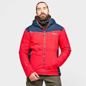 Regatta Men's Highton Insulated Jacket - Red/Red, Red/RED