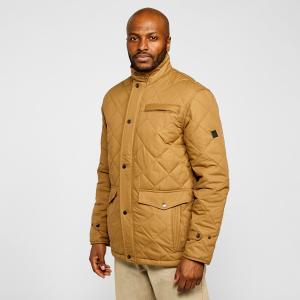 Regatta Men's Locke Quilted Jacket - Brown/Brown, Brown/Brown