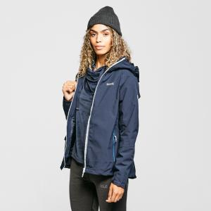 Regatta Women's Wentwood 3 In 1 Jacket - Navy/Nvy, Navy/NVY