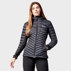 Technicals Women's Breeze Hybrid Down Jacket - Blk/Blk, BLK/BLK